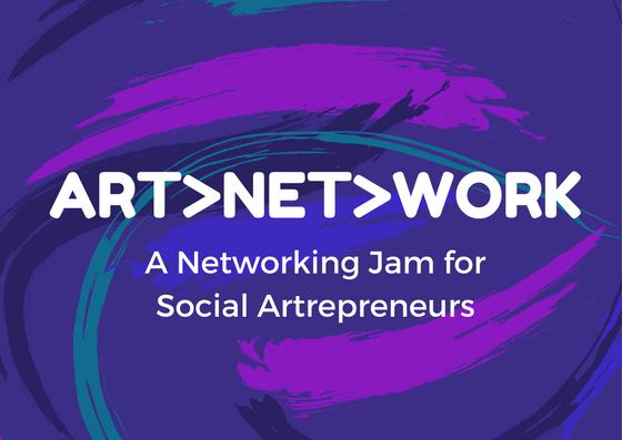 ART-NET-WORK event logo