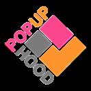 Popuphood logo